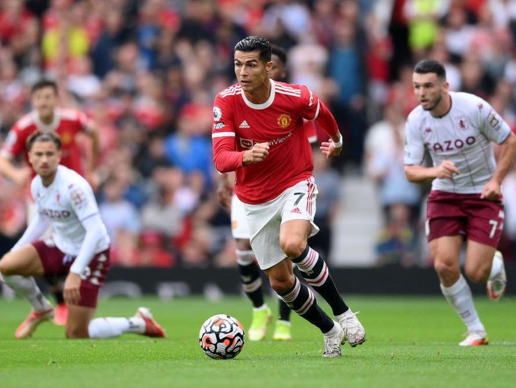 MU Vs Aston Villa Masih 0-0 di Babak Pertama