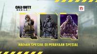 Anniversary Shop Dibuka! Beragam Item Epic Hadir Call of Duty: Mobile