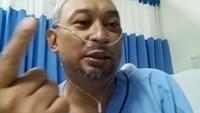 Chef Haryo Minta Maaf Jelang Operasi Jantung Antara Hidup dan Mati