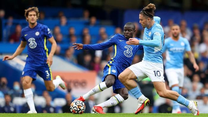 Chelsea Vs Manchester City: Gabriel Jesus Menangkan The Citizens 1-0