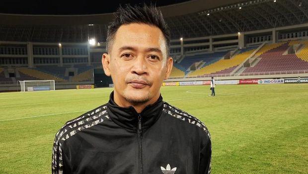 Manajer PSG Pati (AHHA PS Pati) Doni Setiabudi.