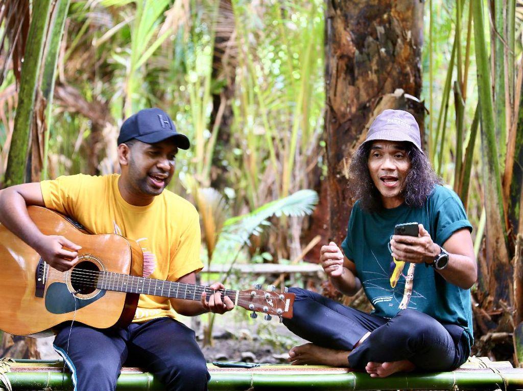 Hanya Ko di Hati dari Slank untuk Perlindungan Hutan di Papua