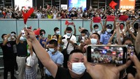 Wow! Kepulangan Bos Huawei Disaksikan 30 Juta Warga China