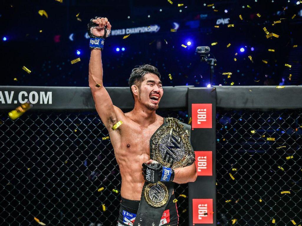 ONE Championship: Ok Rae Yoon Juara Dunia Lightweight