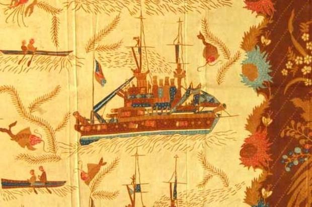 Batik Indonesia Corak Belanda punya harga mencapai Rp 100 juta.