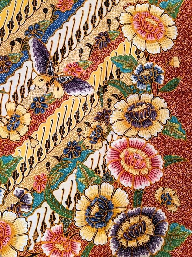 Batik Hokokai punya harga mencapai di atas Rp 100 juta.