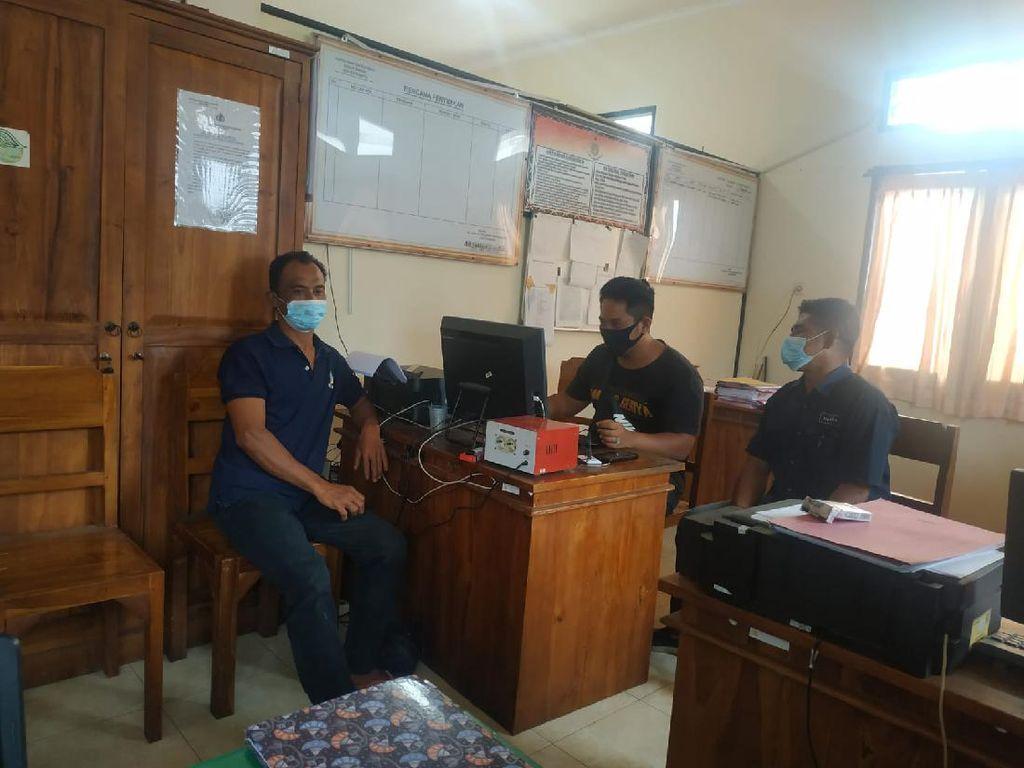 Tangkap Pencuri Celana Dalam di Bali, Polisi Terapkan Restorative Justice