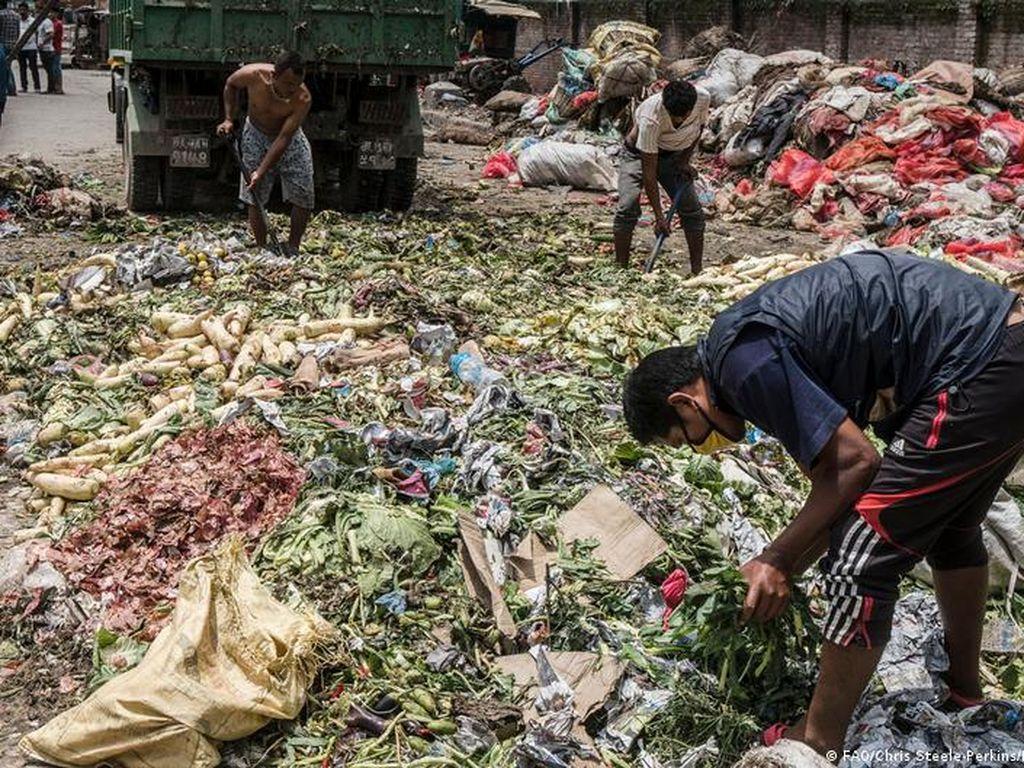 Sekjen PBB Dorong Reformasi Sistem Pangan untuk Kemakmuran Dunia