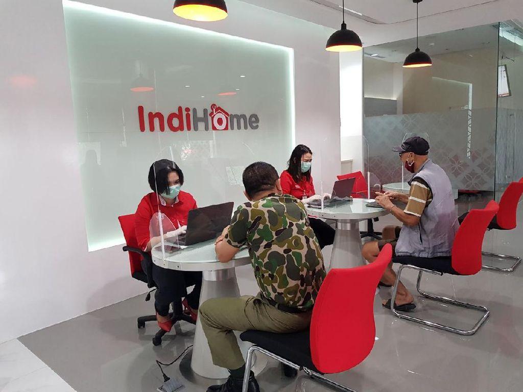 Ganti Rugi Telkom ke Pelanggan IndiHome, Semua Channel Dibuka