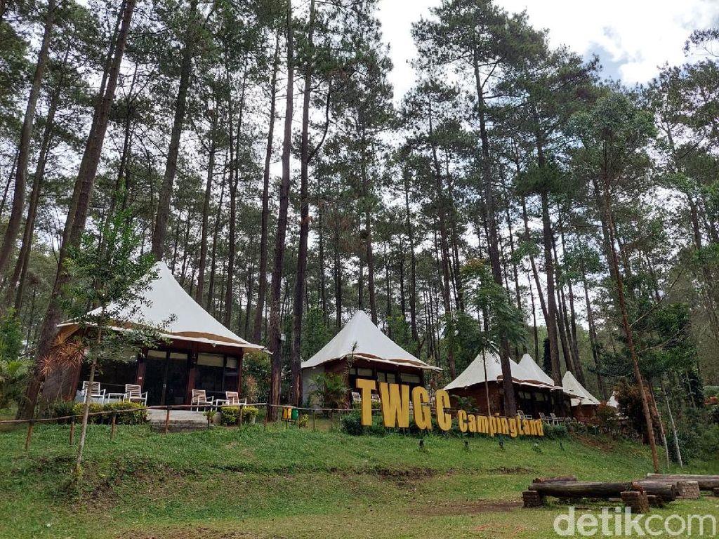 Objek Wisata Dibuka, Pemesanan Penginapan di Lembang Bergairah