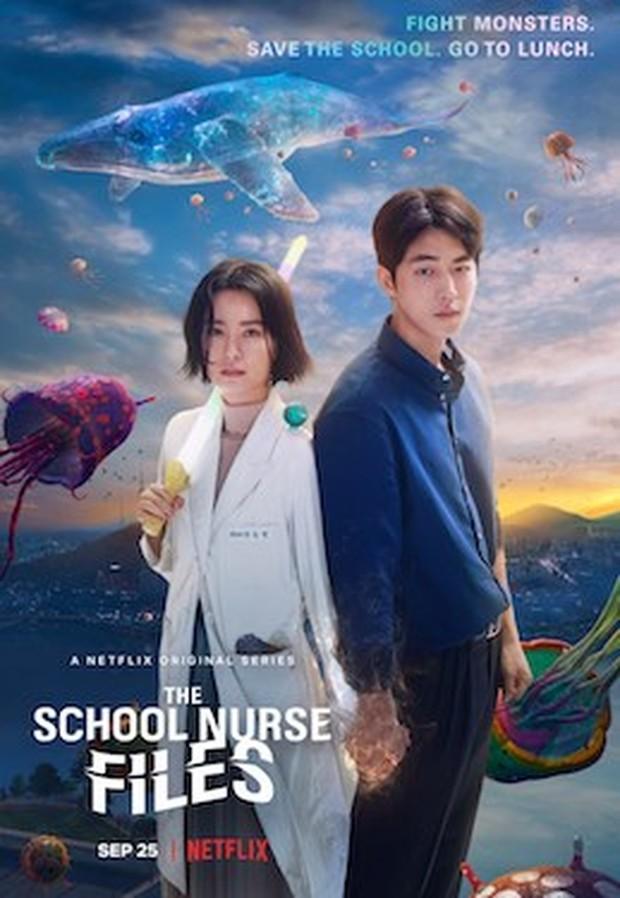 Drama korea episode singkat the school nurse file
