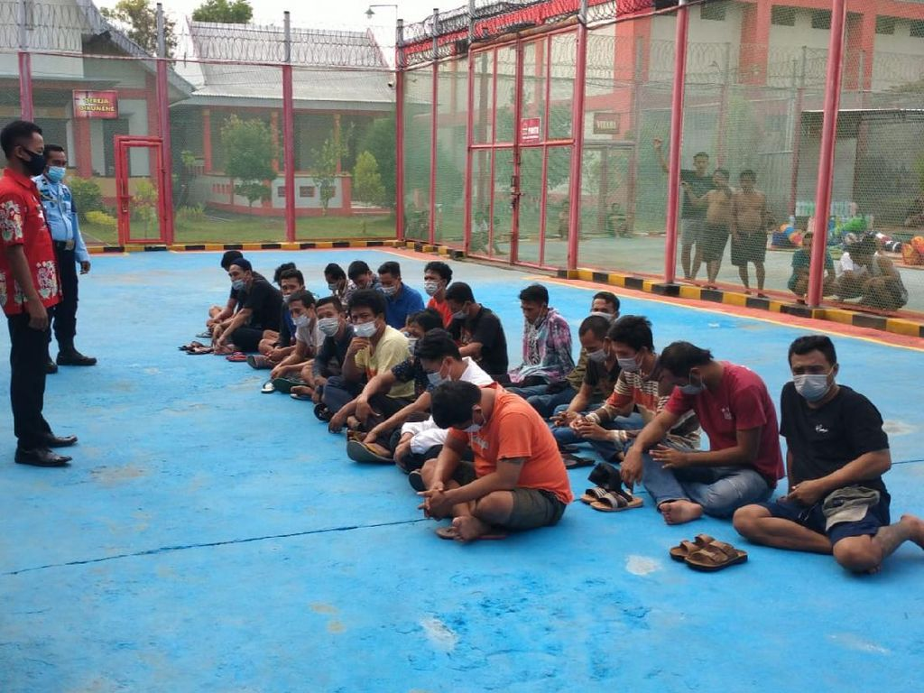 Over Kapasitas, Lapas Banyuwangi Pindahkan Puluhan Napi ke Madura