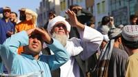 Cegah Kelaparan, Taliban Beri Warga Gandum dengan Imbalan Tenaga Kerja