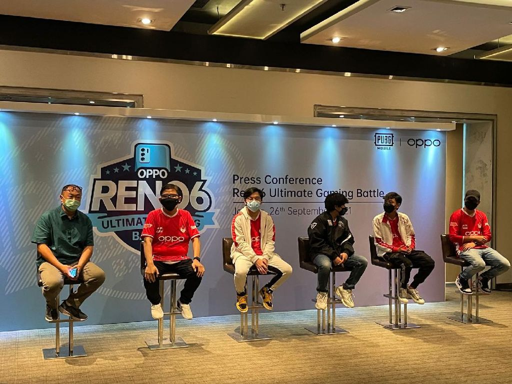 Oppo Reno6 Ultimate Gaming Battle Pertemukan Bigetron & Dewa United