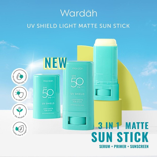 Sunscreen lokal terbaru