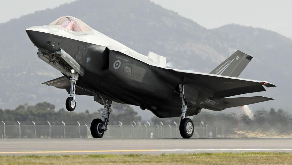 Israel Dapat Jatah 3 Unit Jet Siluman F-35 dari Amerika