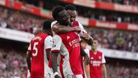 Arsenal Vs Tottenham: The Gunners Tumbangkan The Lilywhites 3-1
