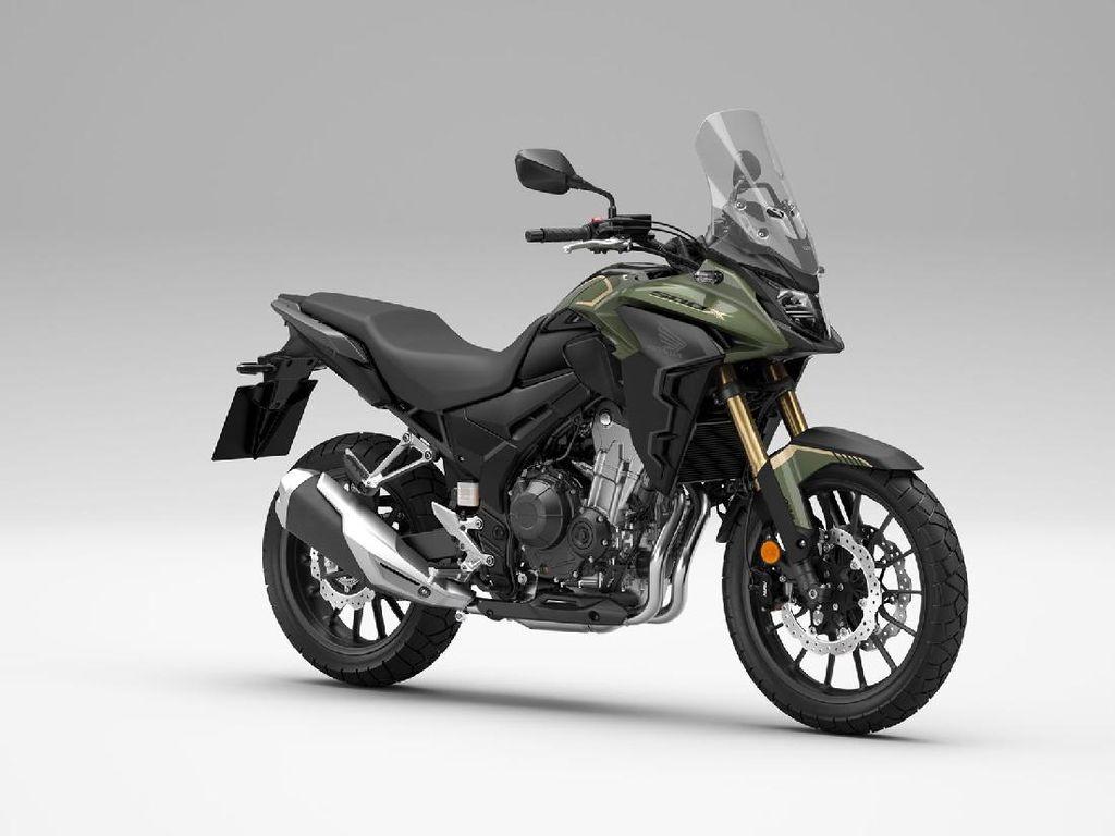 Moge Petualang Honda CB500X Terbaru di RI, Harga Setara Avanza Cs