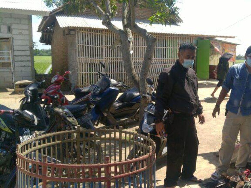 Judi Sabung Ayam di Karawang Digerebek Polisi, Para Pelaku Melarikan Diri