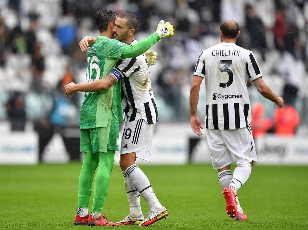 Juventus Menang Lagi, Pelan-pelan Bidik Papan Atas Serie A
