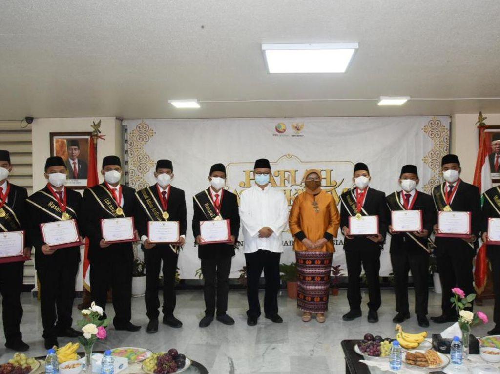 KBRI Beirut Gelar Acara Wisuda Mahasiswa Indonesia Lulusan Lebanon