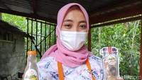 Kisah Sukses Nakes Milenial Jual Jamu Anti Corona di Magelang