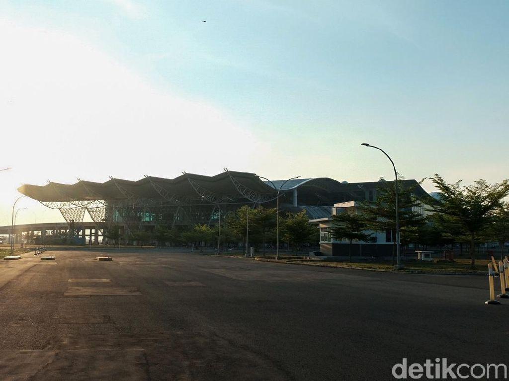 Rencana Besar Bandara Kertajati: Jadi Bengkel Pesawat-Pusat Logistik