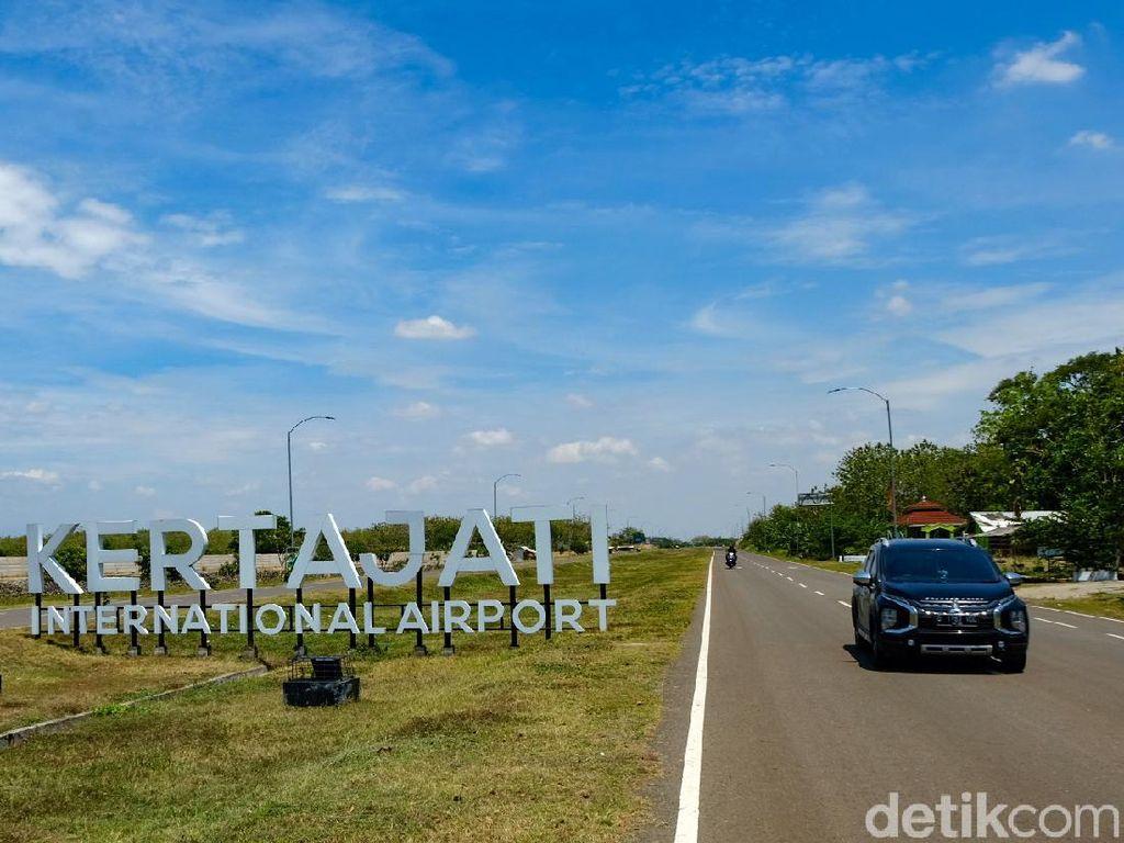 Bandara Kertajati Bakal Dilewatin Kereta Cepat, Serius Nih?