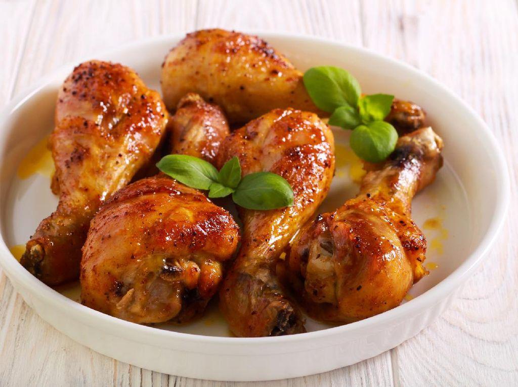 Resep Ayam Panggang Kecap Rawit yang Gampang dan Lezat Rasanya