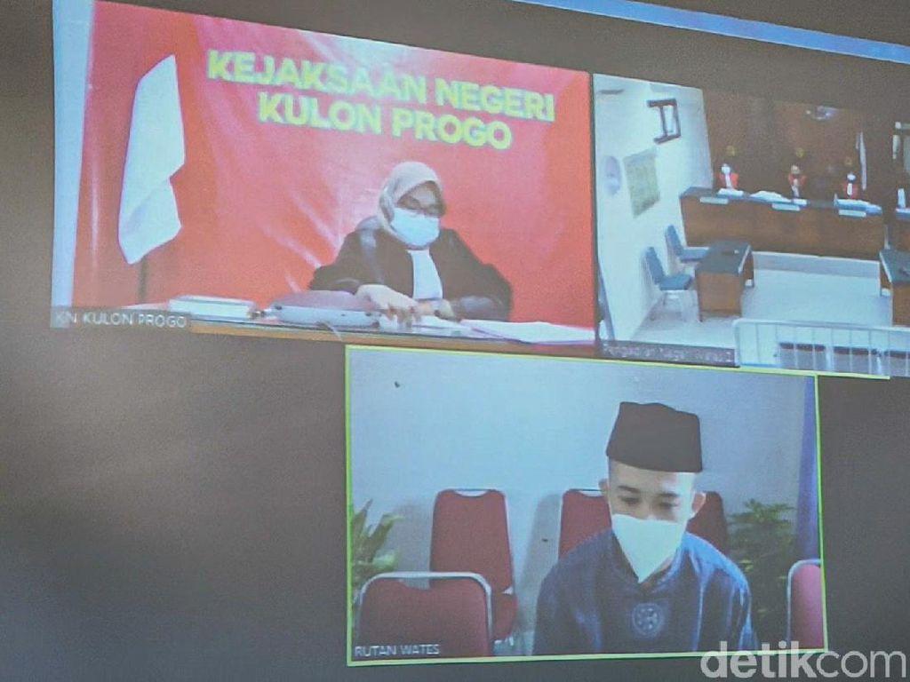 Sidang Perdana Pembunuh Berantai Kulon Progo, Didakwa Pasal Berlapis