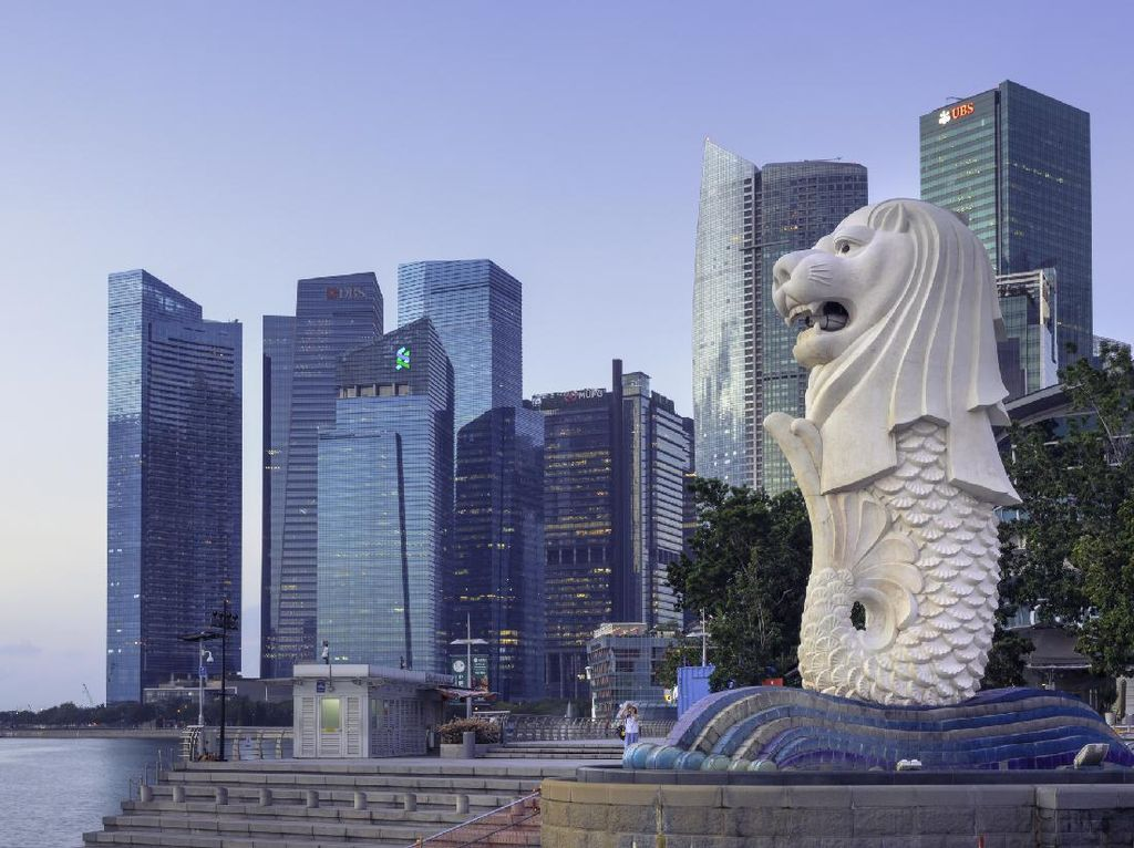 Makin Gawat, Setengah Kapasitas ICU RS Singapura Terisi Pasien COVID-19