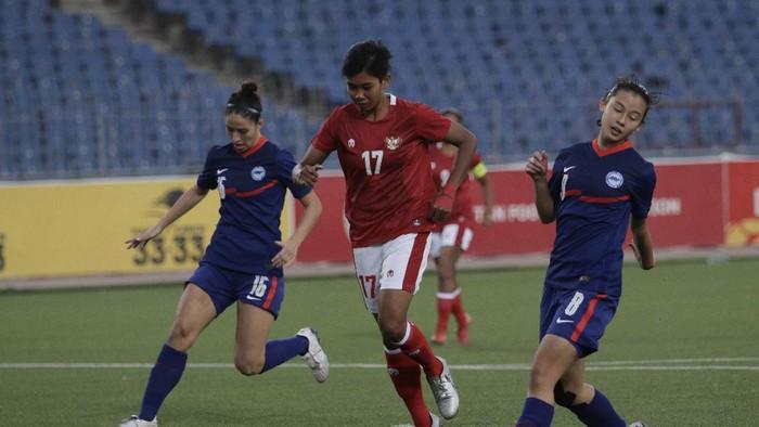 Timnas Wanita Indonesia lolos ke Piala Asia 2022