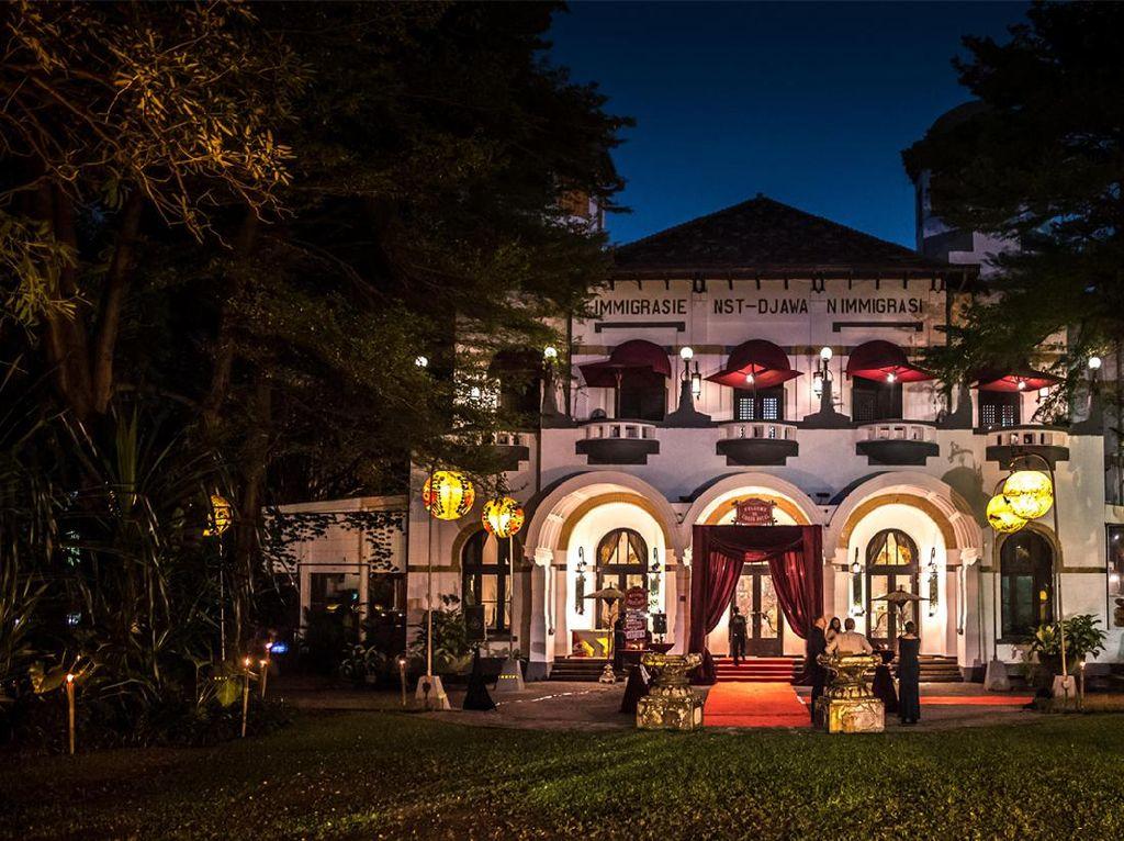 5 Restoran Keren Ini Menempati Bangunan Bersejarah Era Kolonial di Jakarta