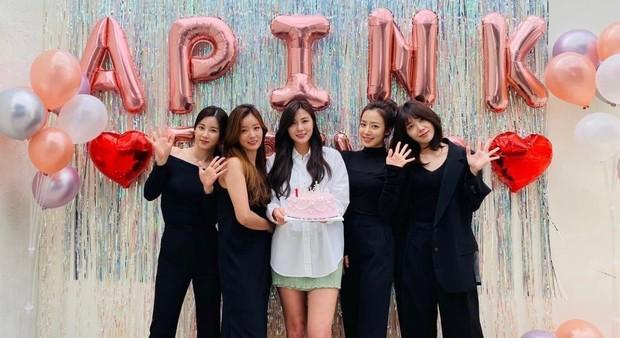 Mengusung konsep imut dan girly, APINK berhasil menarik perhatian netizen ketika debutnya di tahun 2011.