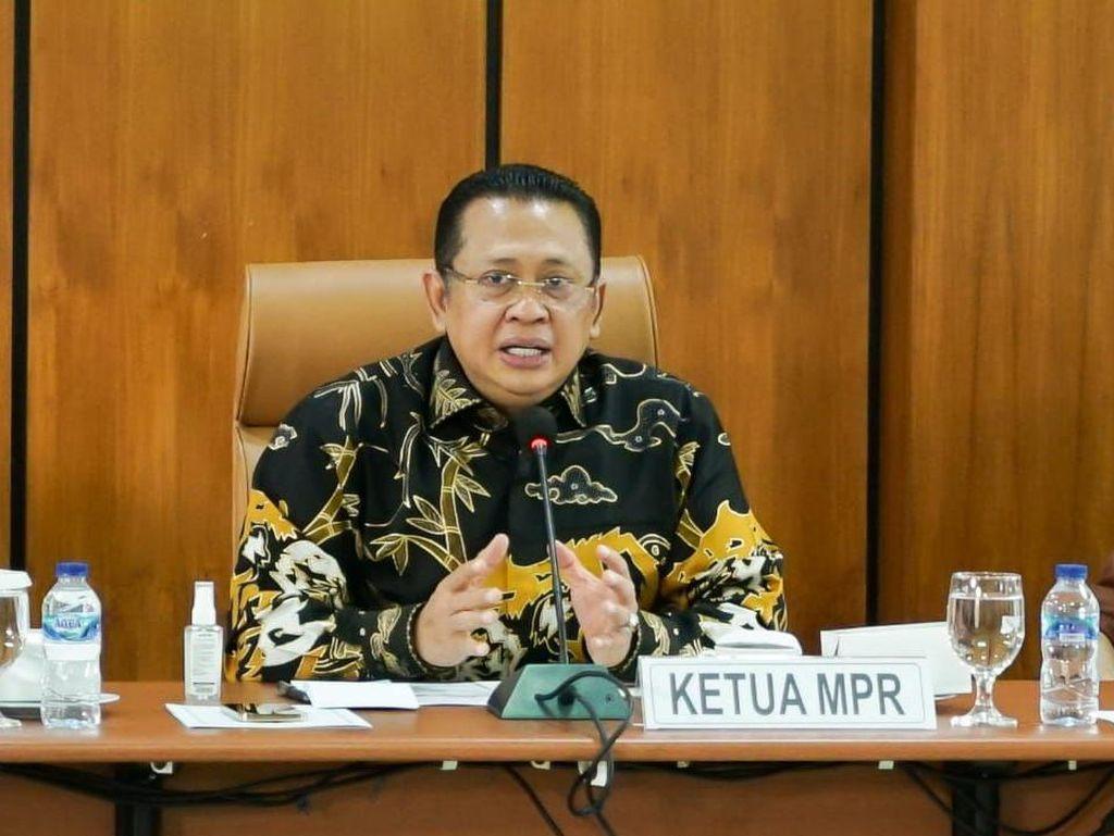 Kutip Bung Hatta, Bamsoet: Demokrasi Indonesia Bukan Liberal-Totaliter