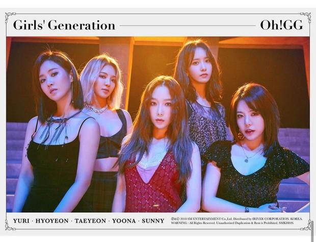 Girls Generation atau yang lebih dikenal dengan sebutan SNSD menjadi salah satu girl grup di generasi kedua yang masih bertahan,nih!