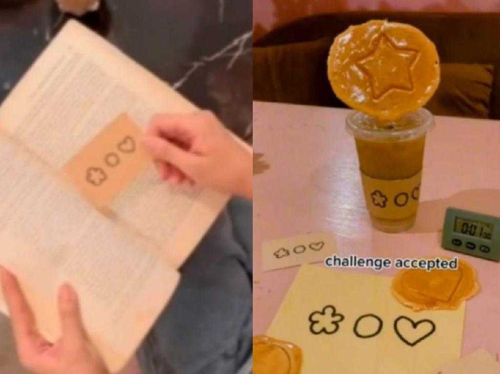 Kafe Ini Bikin Tantangan Mirip Squid Game, Pemenangnya Dapat Latte Gratis!
