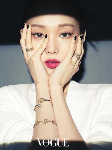 Lee sung kyung/Foto: Instagram/voguekorea