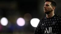 PSG Vs Man City: Messi Bakal Main, Starter atau Tidak?