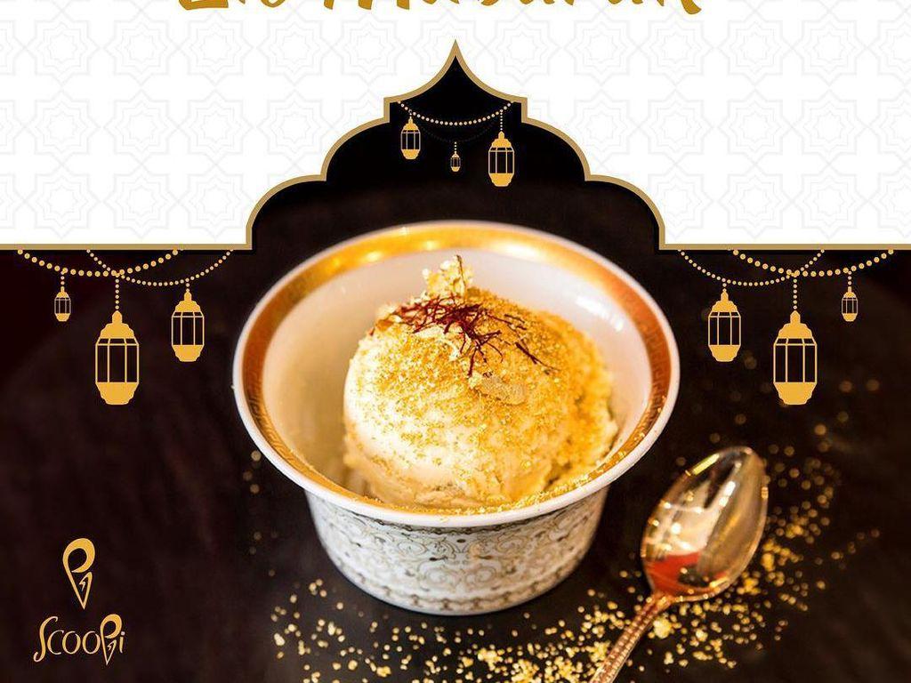 7 Makanan Termahal di Dunia, Ada Es Krim Bertabur Emas Rp 11,6 Juta!
