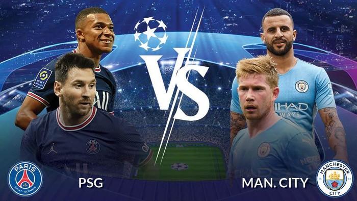 PSG vs Man City