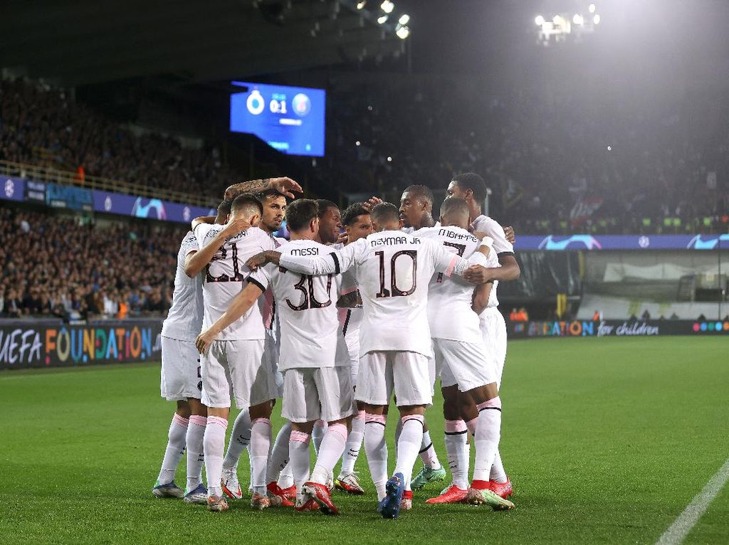 Herrera: Menangi Liga Champions Impian PSG, Bukan Kewajiban