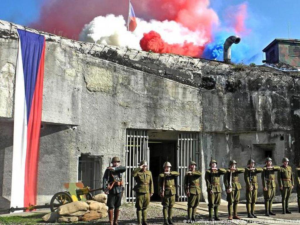Republik Ceko Jual Bunker Militer Bersejarah Seharga Rp 16,7 Juta