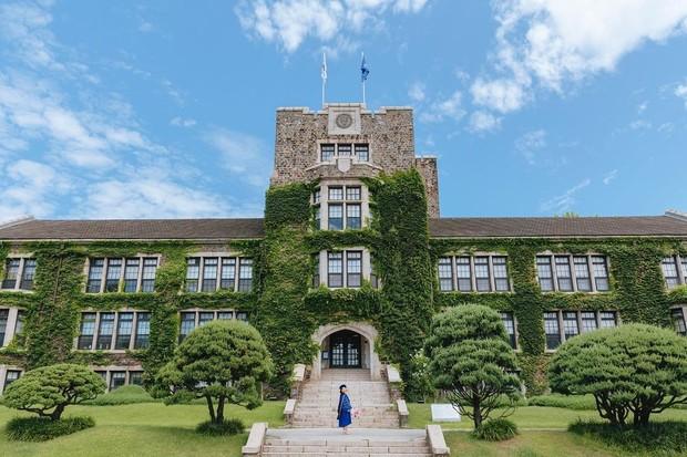Universitas Yonsei / Foto : instagram.com/namyosnap