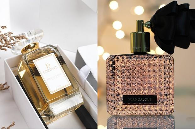 Parfum lokal - high end