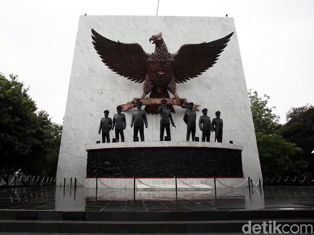 Siapa Pembuat Monumen Pahlawan Revolusi? Ini Seniman di Baliknya