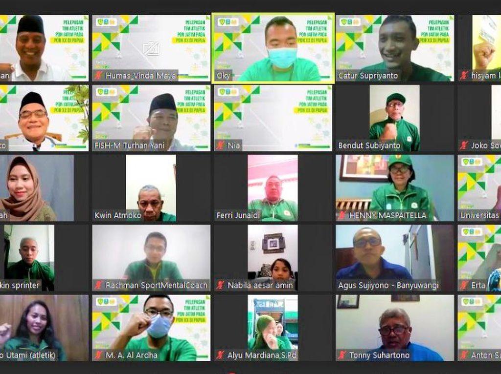 Optimisme Jatim untuk Jadi Juara Umum di PON XX Papua
