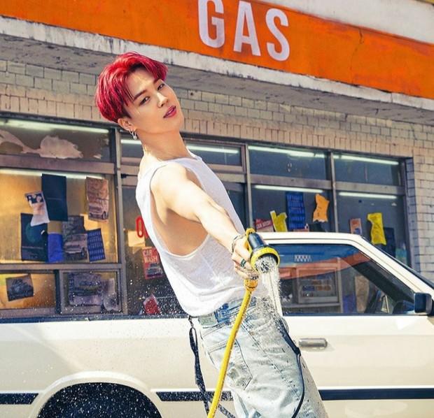 Lebih dekat dengan Park Jimin, satu-satunya member BTS yang berzodiak Libra