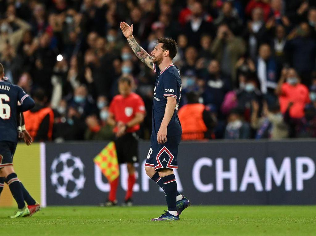 PSG Vs Man City: Lihat kan Kenapa Jangan Buru-buru Ganti Messi?