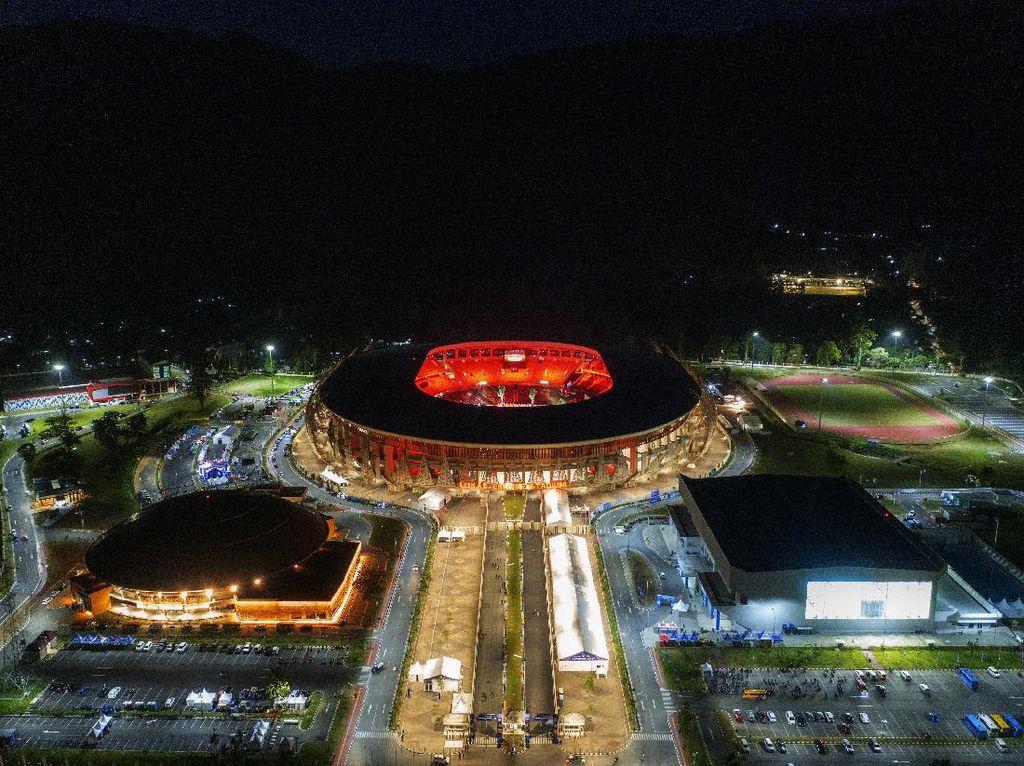 Sejarah Kampung Harapan Tempat Stadion Lukas Enembe